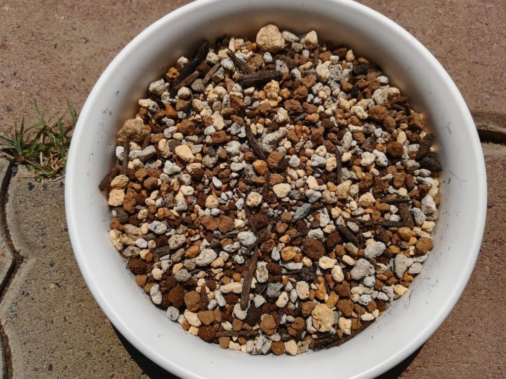 【多肉植物】管理しやすく簡単に作れるブレンド土の作り方を解説!